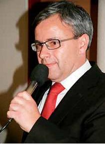 Zástupce starosty Michal Švarc